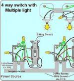4 way switch wiring diagram multiple lights 3 way switch wiring diagram for multiple lights beautiful three way