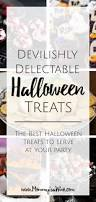 devilishly delectable halloween treats mommy is a wino
