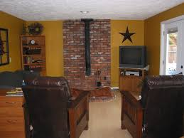 Beautiful Ideas For Painting A Family Room With Orange Paint - Painting family room