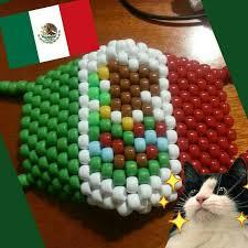 kandi mask mexico kandi mask https www etsy listing 201580059 mexico