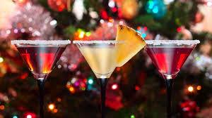 cocktails 5 drink recipes for festive