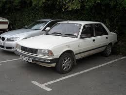 peugeot diesel file 1986 peugeot 305 srd diesel saloon 10000101013 jpg