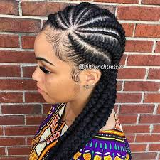 up africian braiding hair style straight up braids hairstyles for pretty african ladies