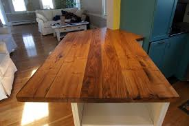 Wood Kitchen Tables by Unique Bar Top Ideas Building A Home Bar With Smart Design For