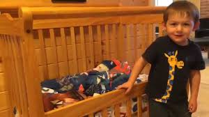 How To Convert Crib Into Toddler Bed Converting A Crib Into A Toddler Bed