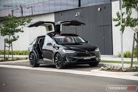 suv tesla 2017 tesla model x p90d review video performancedrive