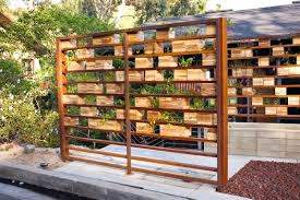 Privacy Screen Ideas For Backyard Outdoor Wood Privacy Screen Plans Creative Fence Outdoor Privacy