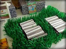 Minecraft Party Centerpieces by 58 Best Kids Party Ideas Images On Pinterest Kid Parties