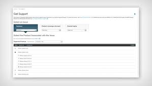 vmware how to file a support request online