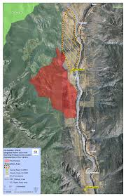 Wildfire Bc Perimeter Map by Update Firefighters Gain Ground On Lytton Wildfire Infonews Ca