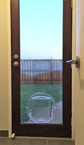 dog door in glass door image collections glass door interior