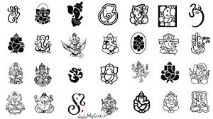 ganesh tattoo tattooed images
