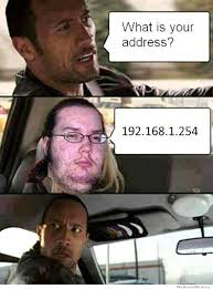Rock Driving Meme - geek address meme collection