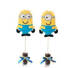 minions centerpieces big minion centerpieces custom minion decorations despicable