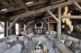 awful rustic modern chalet style homes