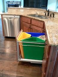 100 kitchen cabinet trash can kitchen kitchen color ideas