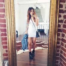 dress white dress t shirt dress casual dress basic dress