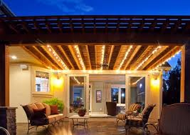 Exterior Led Strip Lighting Led Strip Lighting And Led Lights Ceiling Lighting San