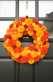 Halloween Door Wreaths 26 Easy Diy Fall Wreaths Best Homemade Wreaths For Fall