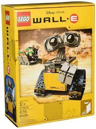 amazon black friday juguetes de disney amazon com lego ideas wall e 21303 building kit toys u0026 games