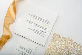 Gold Foil Wedding Invitations Letterpress U0026 Gold Foil Wedding Invitations U2013 Pike Street Press