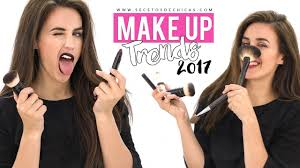 make up trends 2017 youtube
