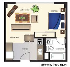 cottage style house plan 1 beds baths 400 sqft 21 205 sq ft floor