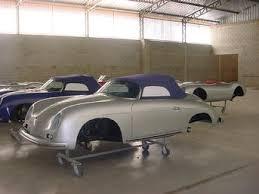 porsche speedster kit car beck 356 porsche speedster and chamonix 550 spyder replica kit cars