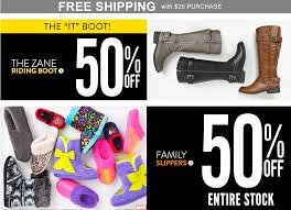 friday shoe sales