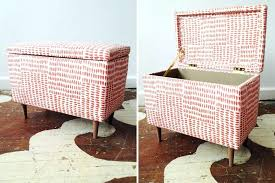 Ottoman Cloth Awesome Fabric Storage Ottomans Innovative Cloth Storage Ottoman