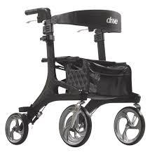 senior walkers with seat nitro elite cf carbon fiber rollator 4 wheel rollators