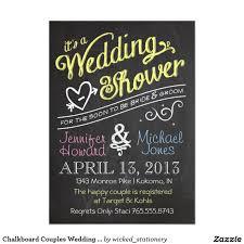 couples bridal shower invitation wording samples wedding