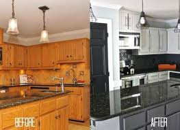 Best Paint For Painting Kitchen Cabinets Before And After Painting Kitchen Cabinets Ellajanegoeppinger Com
