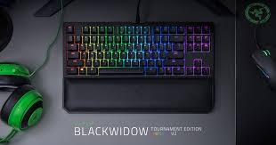 razer blackwidow chroma lights not working mechanical gaming keyboard razer blackwidow tournament edition