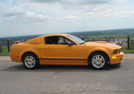 grabber orange mustangs ford mustang forum