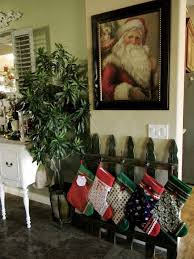 Christmas Stocking Tree Decoration 24 Best Christmas Stocking Holder Stand Images On Pinterest