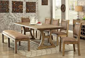 rustic dining room table dining room top rustic solid wood 64quot