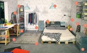 amenager chambre dans salon amenager chambre dans salon 8 chambre atelier dartiste pour