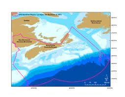 Eastern Canada Map by Department Of Fisheries And Oceans Maritimes Region Overview Dfo