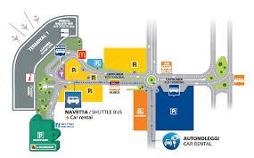 Napoli Map by Raggiungere Autonoleggi Nap