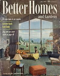 House And Home Magazine by Van Evera Bailey 1903 1980
