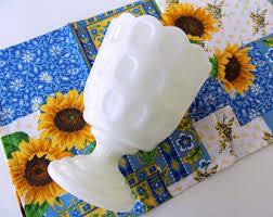 milk glass planter white thumbprint pedestal urn pot e o