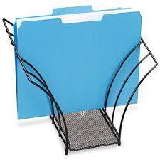 Desk Sorter Organizer Office Supplies New File Folders Portable Storage Box Files