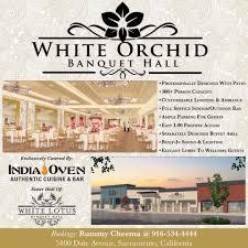 banquet halls in sacramento orchid banquet sacramento ca 95841 916 249 0783
