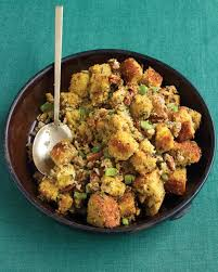 thanksgiving vegetarian stuffing easy stuffing and dressing recipes martha stewart