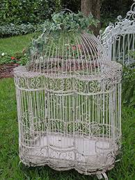 Shabby Chic Bird Cages by 486 Best Bird Cages Images On Pinterest Vintage Birds Bird