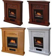 Electric Fireplace Tv by Corner Electric Fireplace Ebay