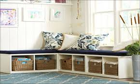 furniture amazing upholstered dining banquette bench sofa