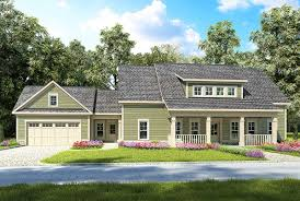 plan 36081dk 4 bed farmhouse with garage and carport option