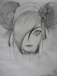 24 stunning emo drawings u2013 wodip